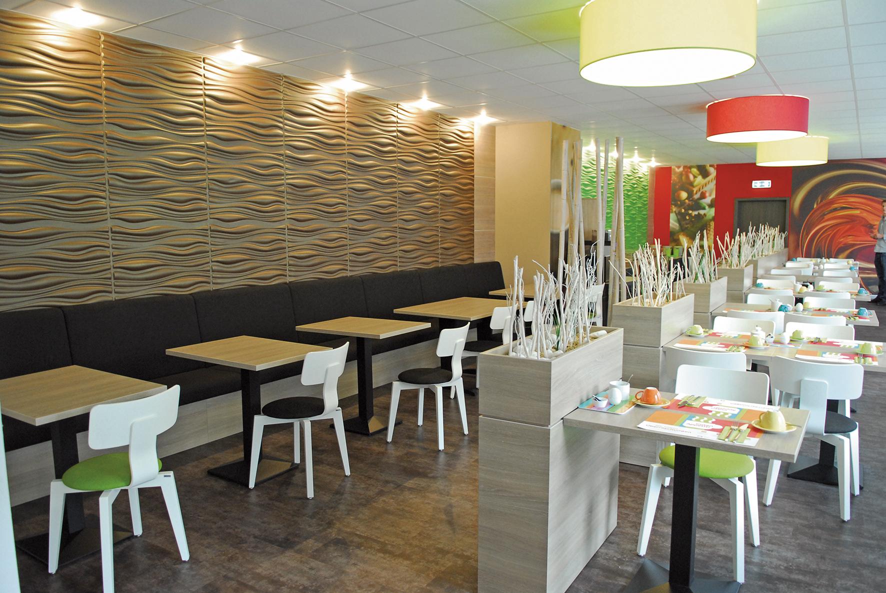 Tische, Stühle & Co.: Aktuelle Trends