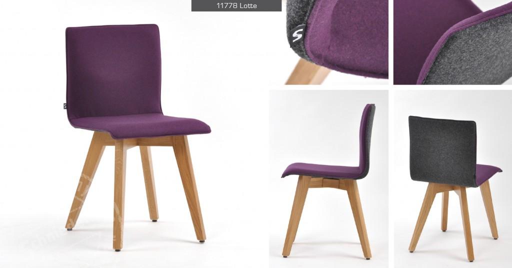Stühle mit Sitzschalen