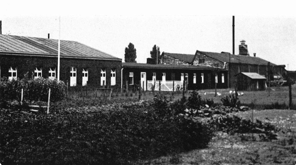 Schnieder Gäude 1923 Lüdinghausen, Stuhlherstellung in Deutschland seit 1918