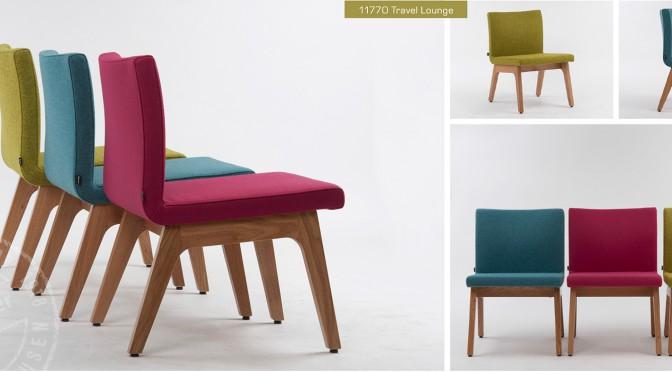 Bunte Holzstühle stühle mit sitzschalen ergomisch mit hohem sitzkomfort