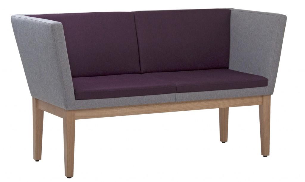 Möbelneuheiten Schlank und schick: das Sofa 40925