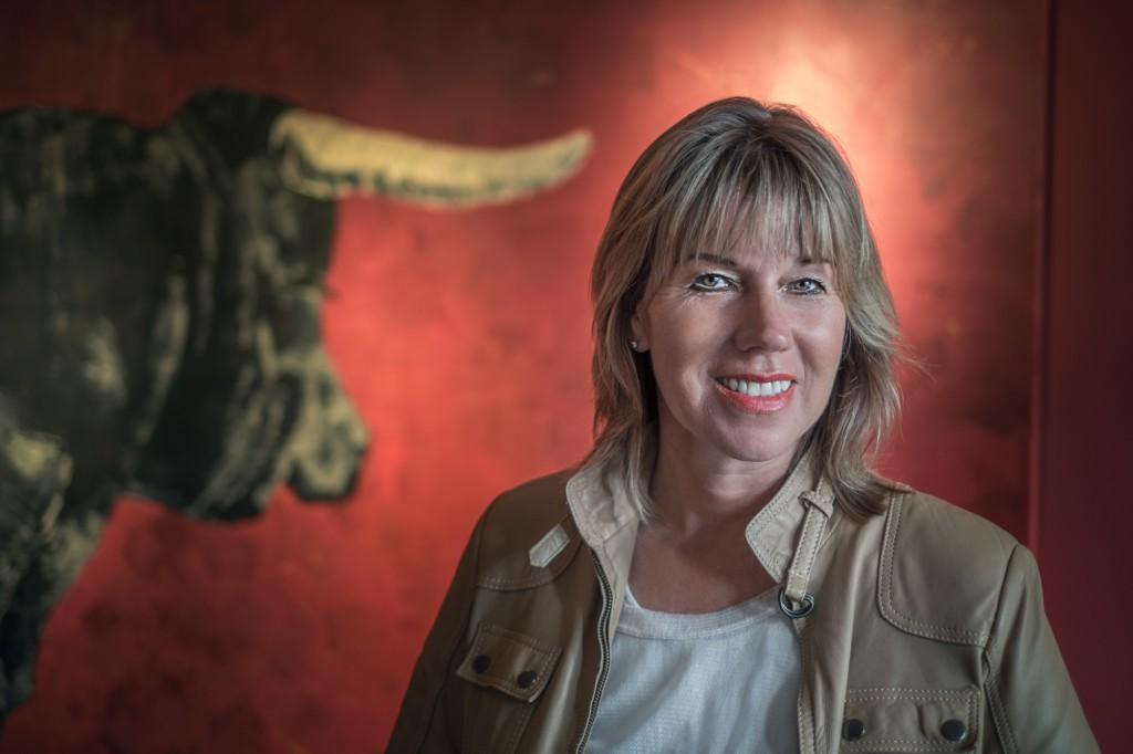 Leidenschaft für Steaks: Catrin Hake