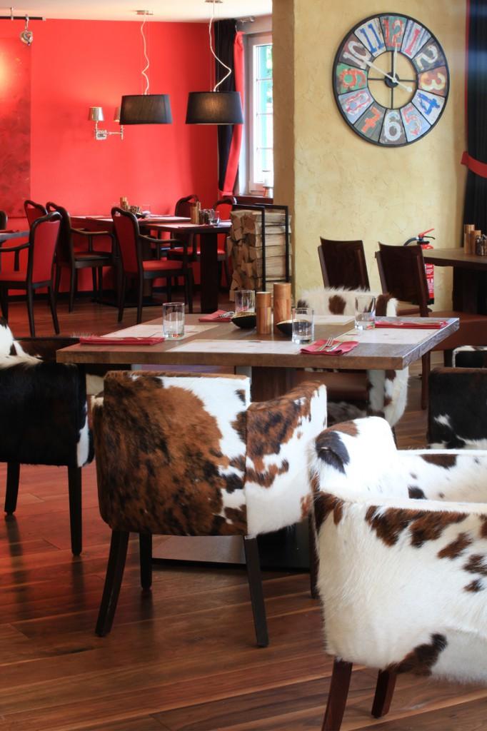 Restaurant Einrichtung