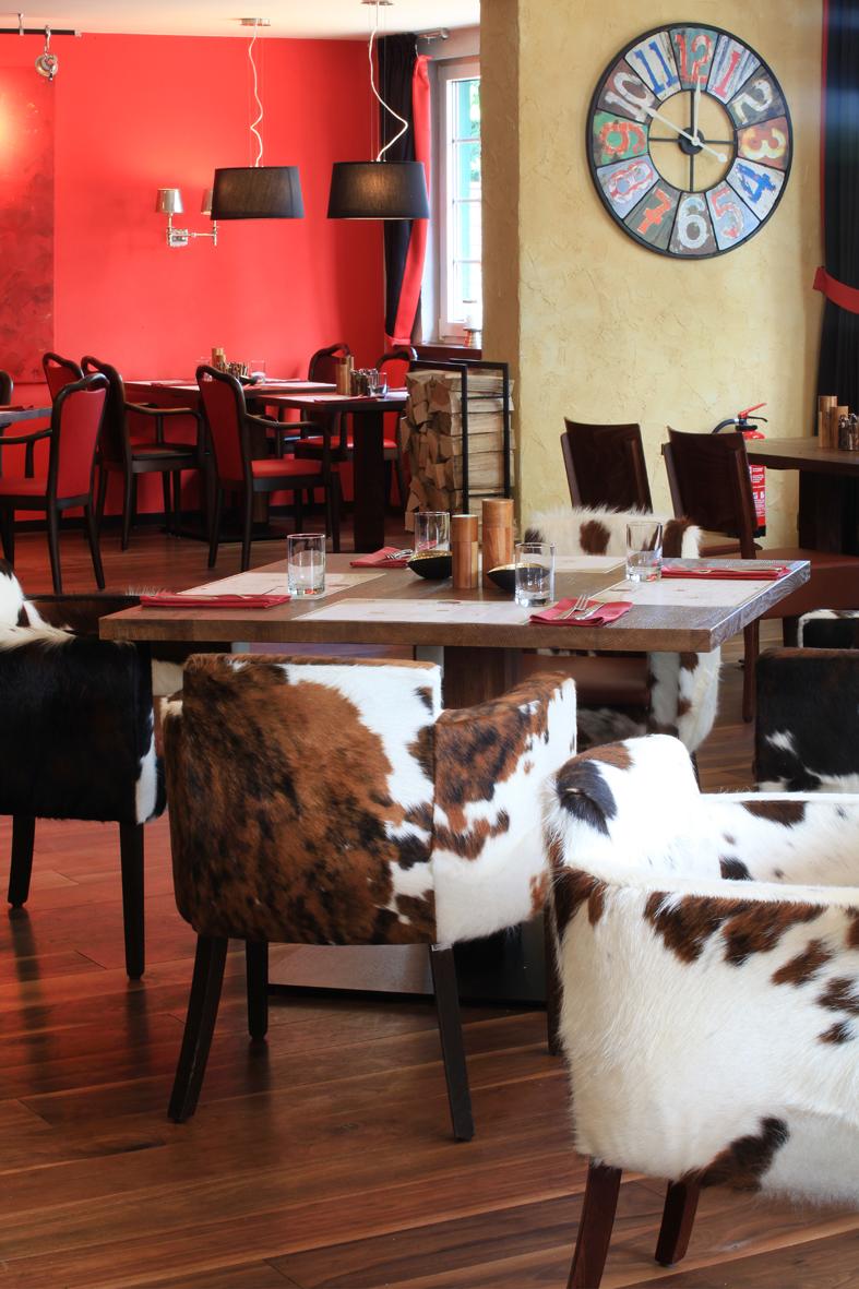 Restaurant Einrichtung Mit Wohlf Hl Ambiente