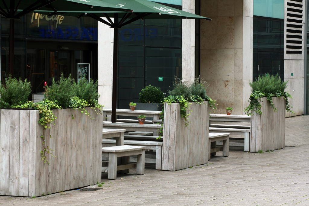 erfolgreiche au engastronomie umsatzbringer terrasse. Black Bedroom Furniture Sets. Home Design Ideas