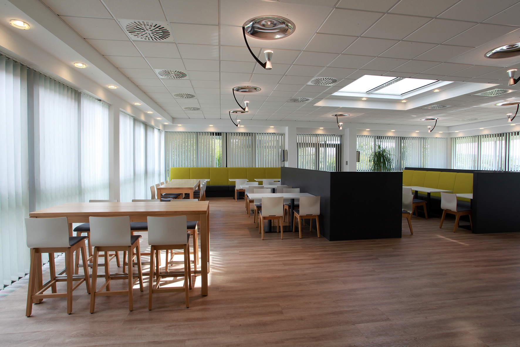 Betriebskantine – Treffpunkt für Mitarbeiter und Kunden