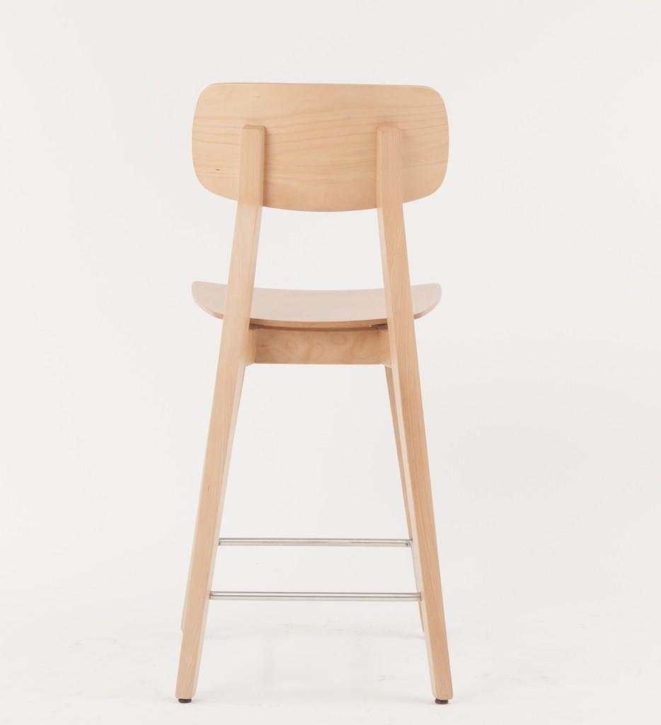 Produktentwicklung Möbel Hocker aus Holz