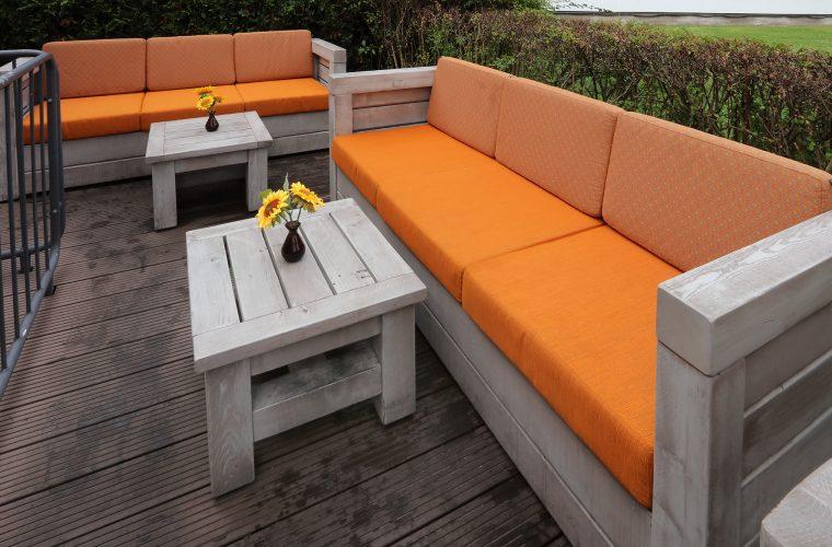 Die Pflege von Outdoor-Möbeln ist nicht anspruchsvoll