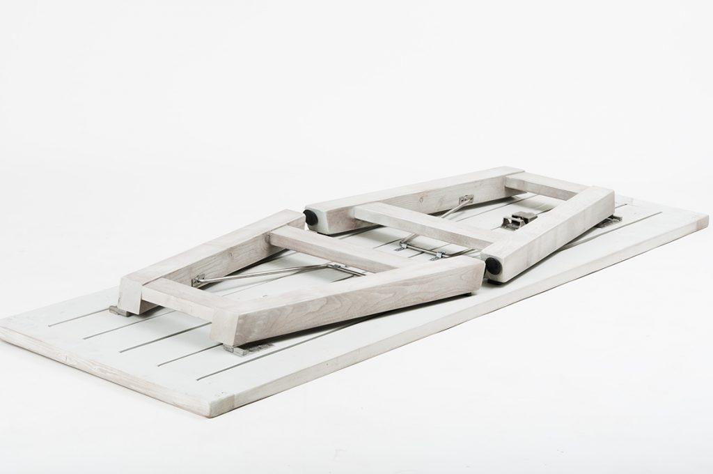 Klappbare Outdoor-Möbel: ideal zum Lagern