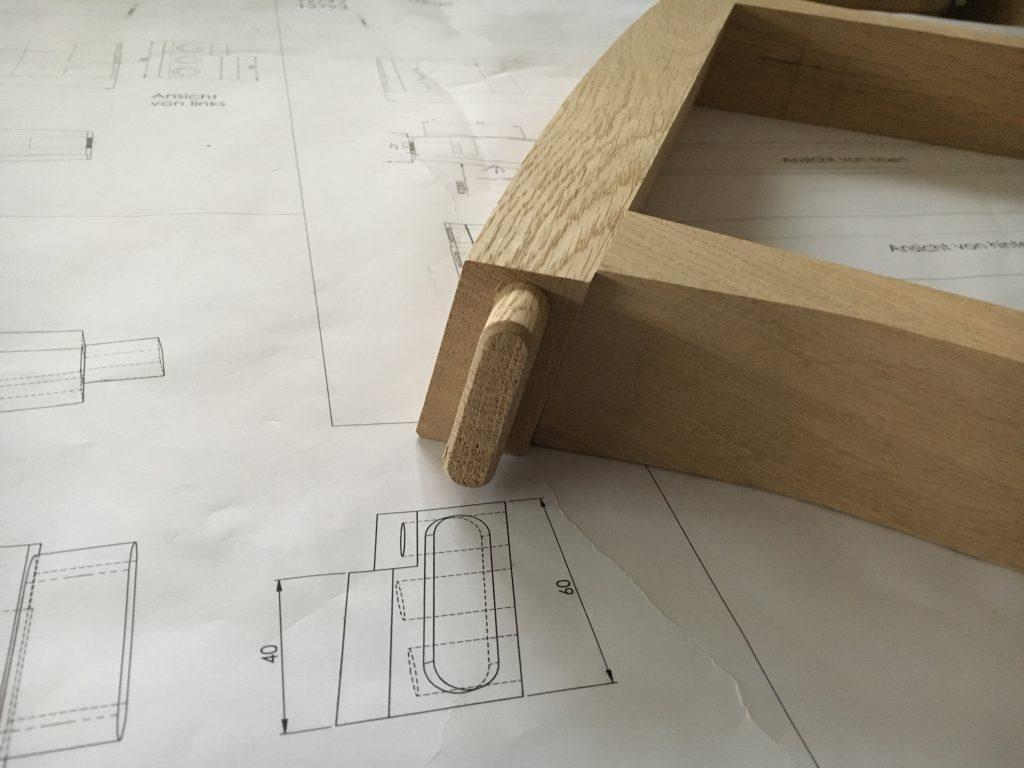 Handwerkliche Möbelproduktion, Gastronomieeinrichtung