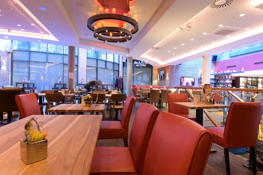 Gastronomiemöbel Komfort Club