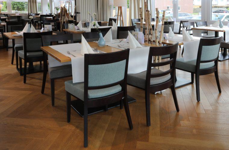 Gastronomie-Möblierung