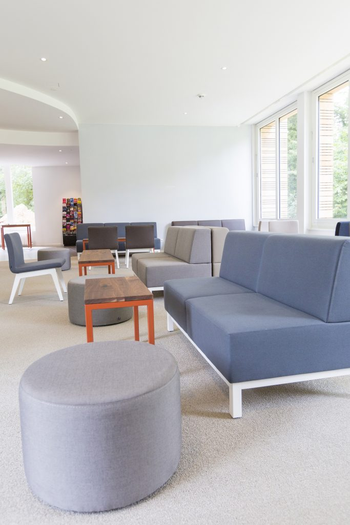 Foyermöblierung flexibel