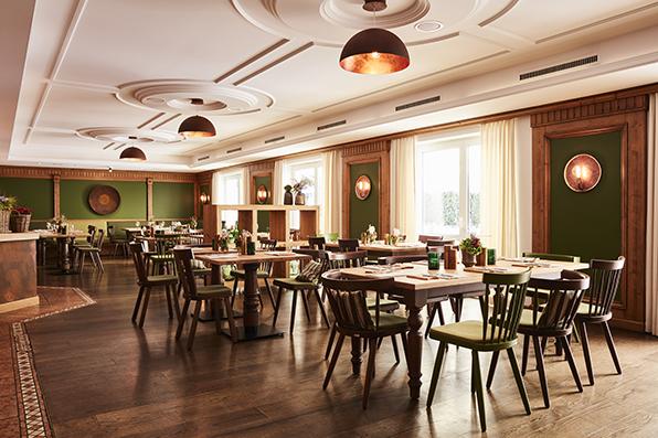 bayerische Gaststube - Gastronomieeinrichtung