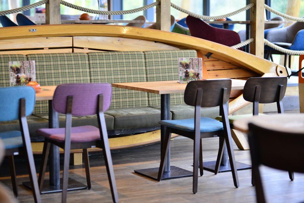 Massivholzstühle Design - Gastronomieeinrichtung