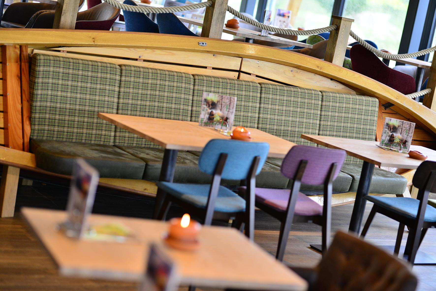 Café am See mit Urlaubsflair – Gastronomieeinrichtung