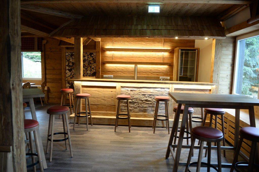 Bar Jugendherberge Winterberg