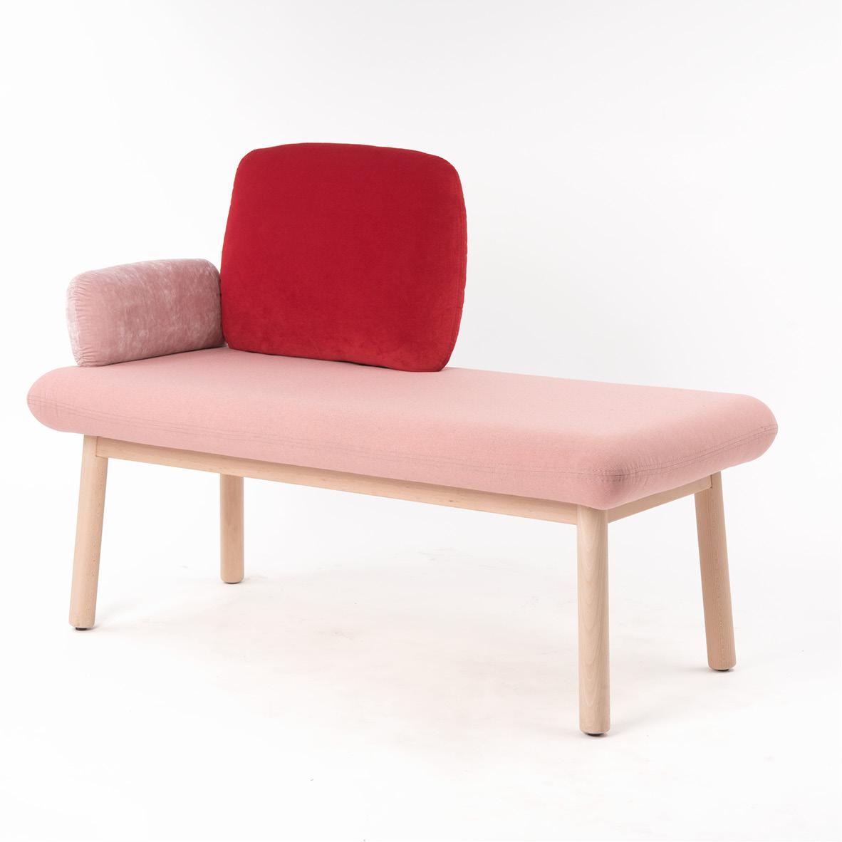 Sofa-Bank 40797, 2-Sitzer