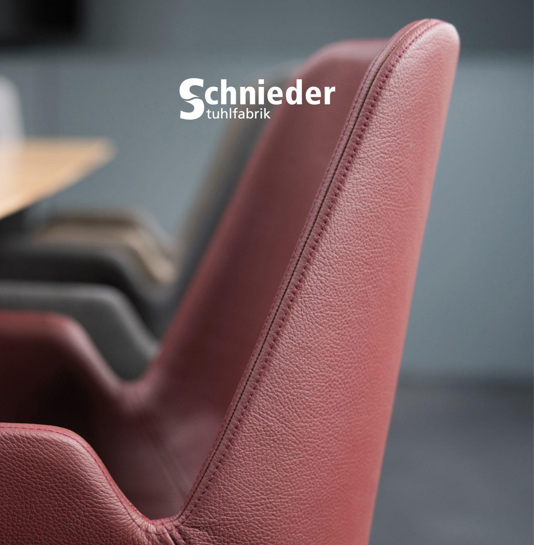 Katalog Inspirationen 2019, Stuhlfarbik Schnieder