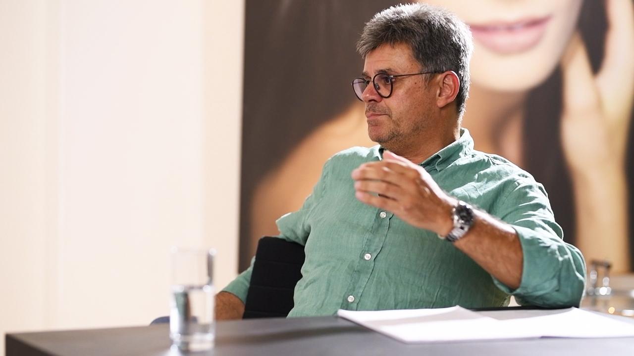 Prof. Reinhard Grell, Interview Nachhaltigkeit