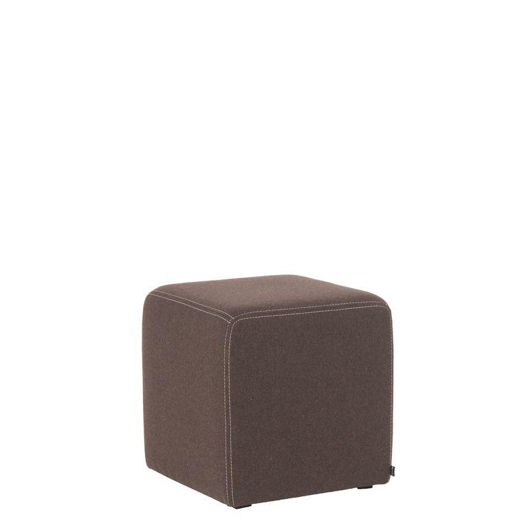 Sitzhocker, Polsterhocker, Möbel Gastronomie, Sitzwürfel