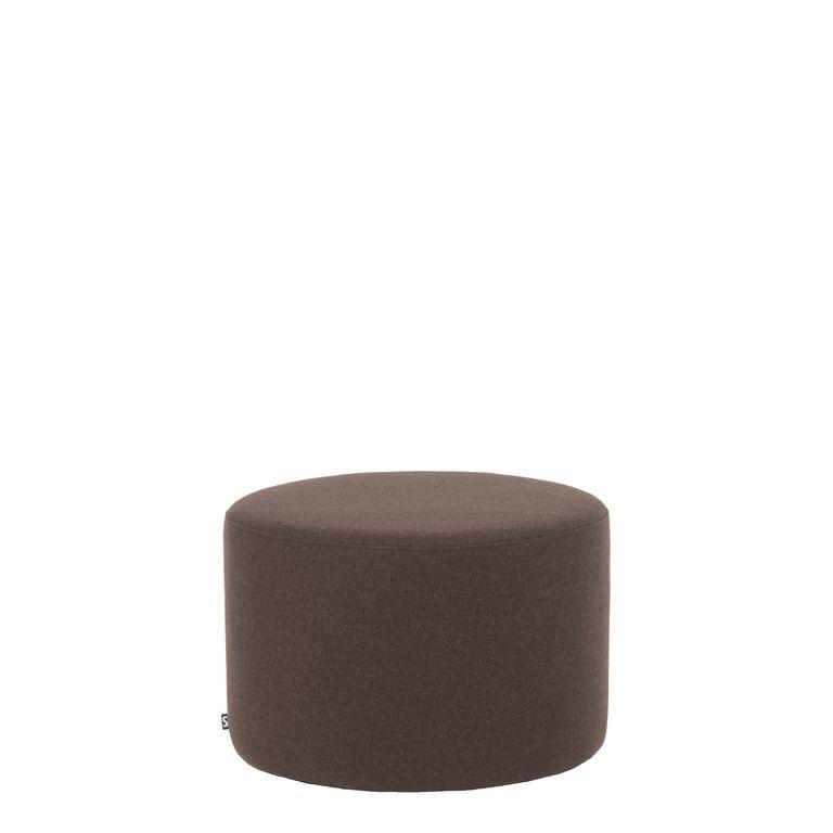 Sitzwürfel Kai 10737, rund Lounge Möbel, Gastronomieeinrichtung
