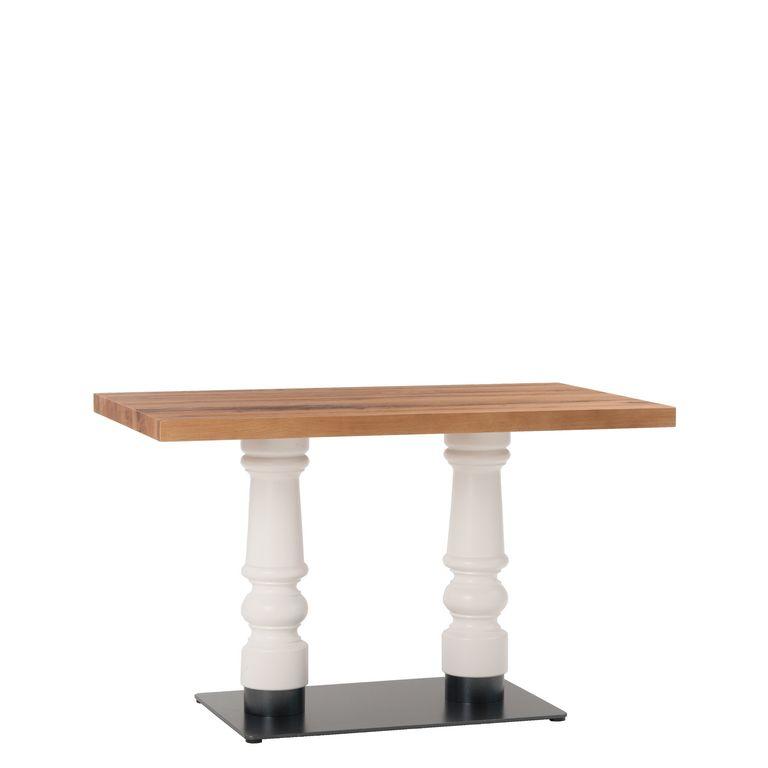 Säulen-Tisch, Gastro-Tisch, Möbel, Gastronomieeinrichtung,