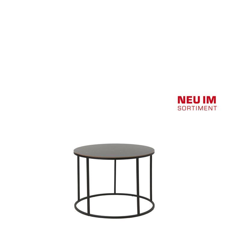 Loungetisch rund 30595-r, Gastronomiemöbel, Schniedersitzt, Loungemöbel