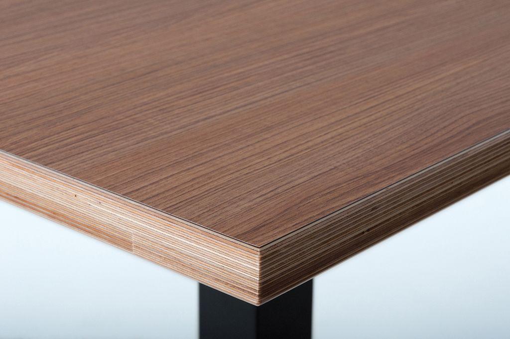 Tischplatte 38 mm Multiplex mit HPL, Tische