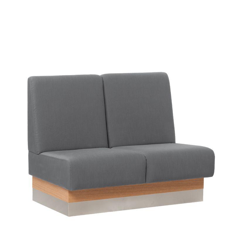 Lounge bank 40874, Polsterbank, Sofa, Stuhlfabrik Schnieder