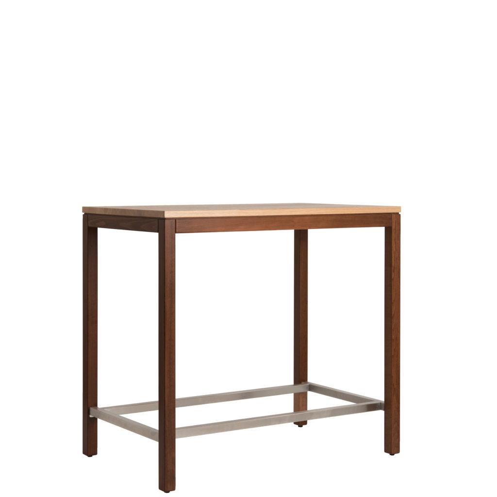 Stehtisch 31194, Massivholz, Gastro-Möbel