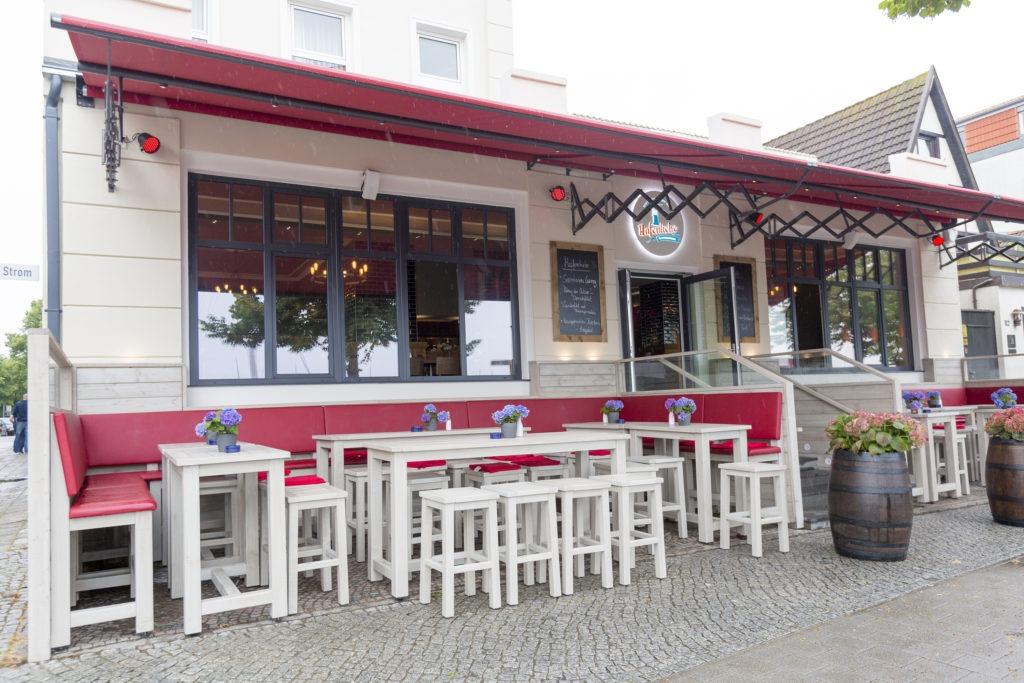 Terrassen Möbel Aussengastronomie Hocker Stehtische Hochbank Stuhlfabrik Schnieder