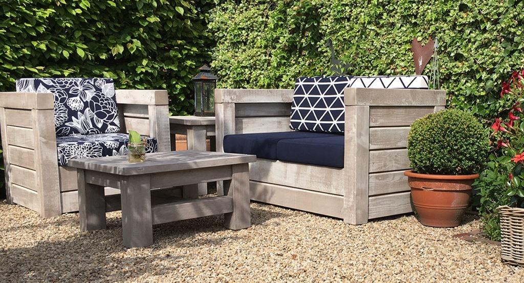 Terrassen Möbel Lounge Sofa Sessel, Lounge Tisch Stuhlfabrik Schnieder