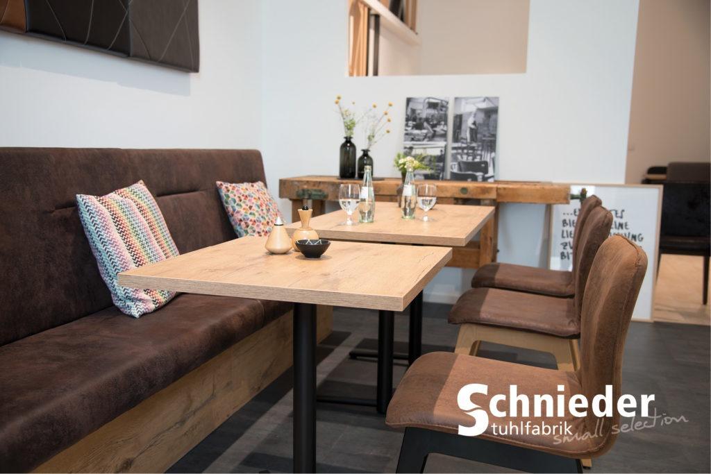 Online Shop small selection Stuhlfabrik Schnieder Gastrotische Tisch