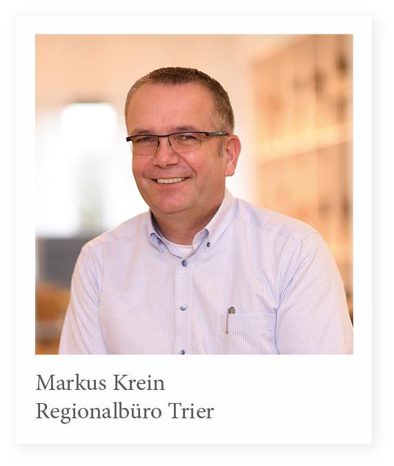 Vertriebsmitarbeiter Markus Krein Stuhlfabrik Schnieder
