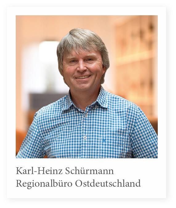 Vertriebsmitarbeiter Karl-Heinz Schürmann Stuhlfabrik Schnieder