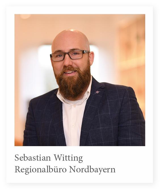 Vertriebsmitarbeiter Sebastian Witting Stuhlfabrik Schnieder