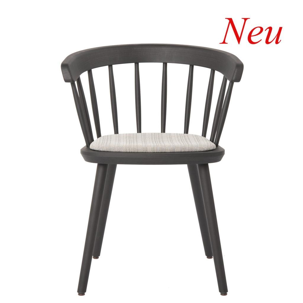 Stuhl mit Armlehnen Mika 12340 Stuhlfabrik Schnieder