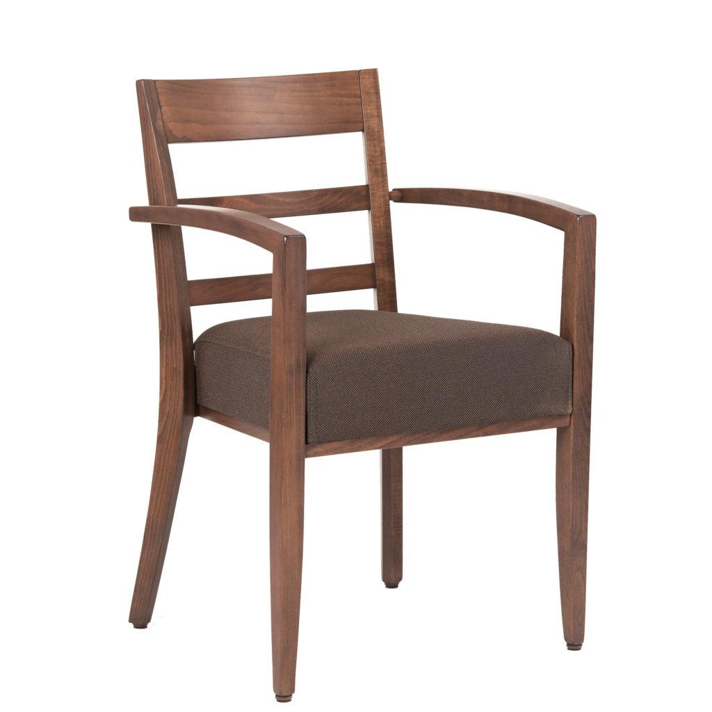 Stuhl mit Armlehnen 12886 Stuhlfabrik Schnieder