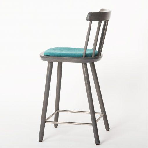 Hocker Mika 10340-A Sitzhöhe 65 cm Stuhlfabrik Schnieder Gastronomiemöbel