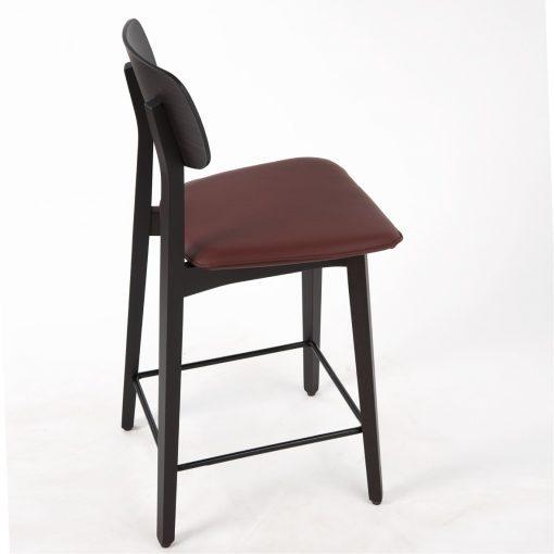 Gastronomie Hocker Torge 10427-A, Sitzhöhe 65 cm, Thekenstuhl