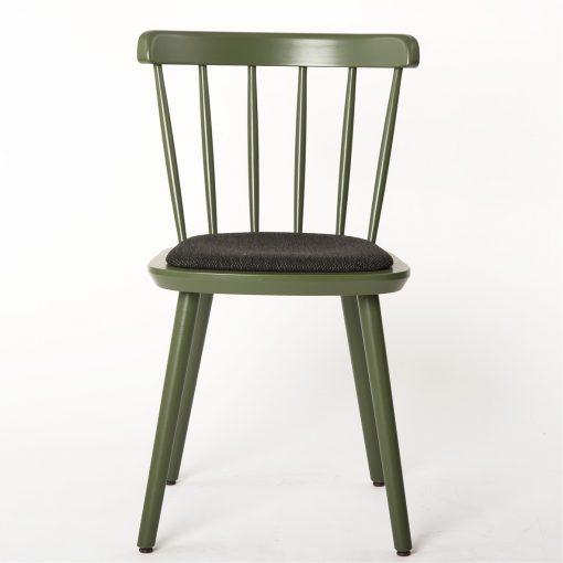 11340 Holzstuhl Mika mit Sitzpolster Stuhlfabrik Schnieder Gastronomiestuhl