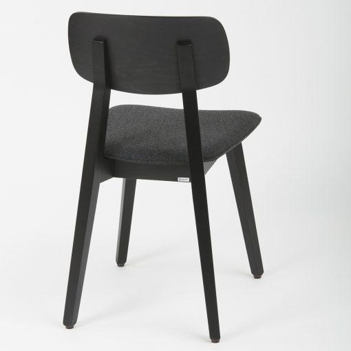 Gastronomiestuhl Torge 11427, Stuhl mit Sitzpolster
