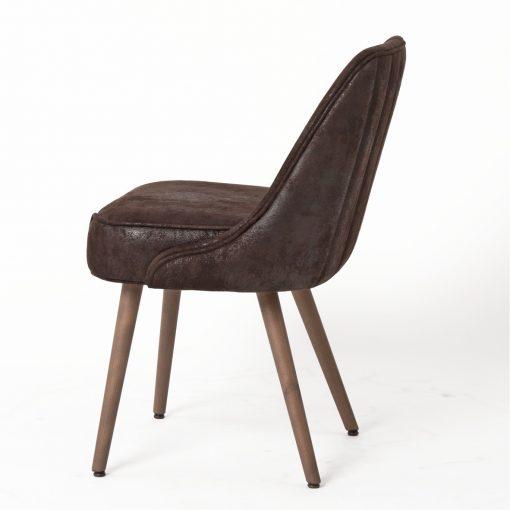 Gastro-Stuhl Roque, gesteppt, Möbel