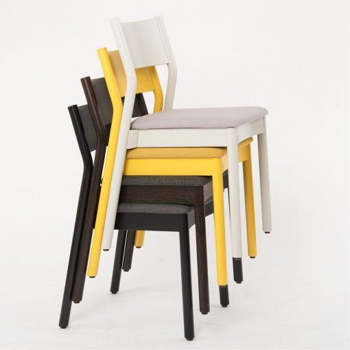 Stapelstuhl Johann 11794 Stuhl stapelbar Stuhlfabrik Schnieder G