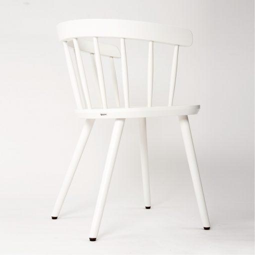 12340 Sessel Mika Holzstuhl mit Armlehnen Stuhlfabrik Schnieder