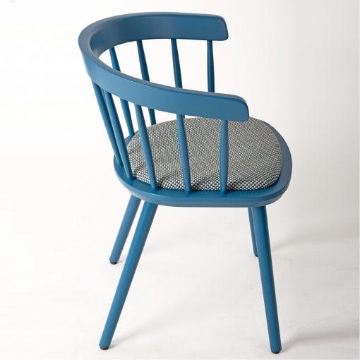 Holzstuhl Mika mit Armlehnen 12340 Stuhlfabrik Schnieder
