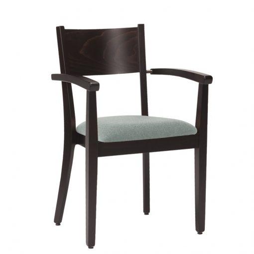 Stuhl Torino mit Armlehnen Stuhlfabrik Schnieder