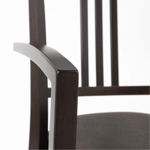 Stapelstuhl Vitus, Stuhl mit Armlehnen, Möbel, Gastro-Bedarf