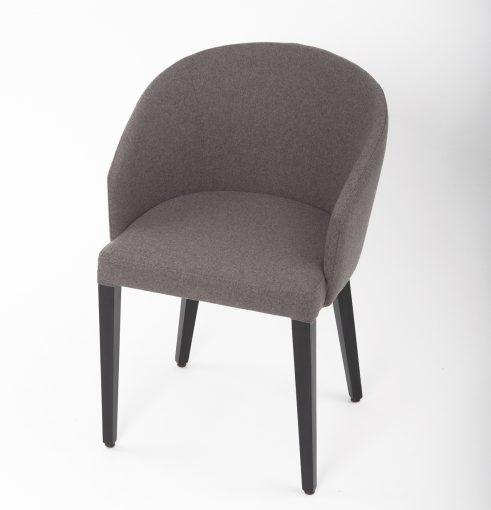 Sessel Gloria, Stuhl mit Armlehnen, Möbel
